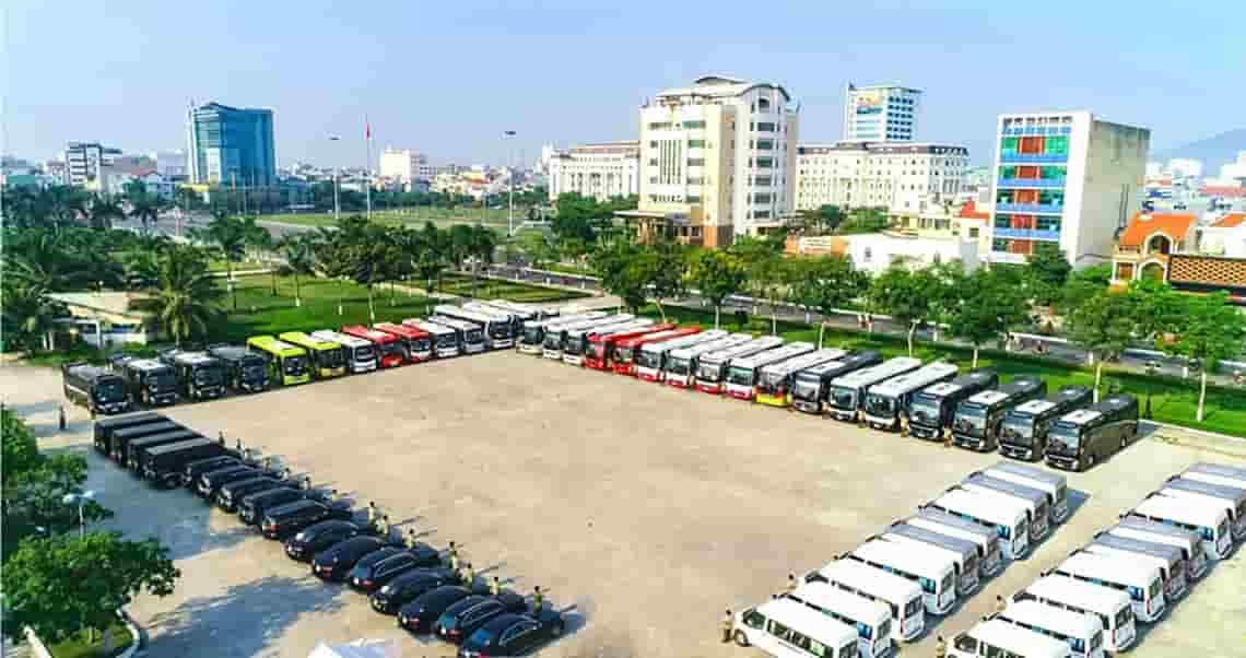 dịch vụ cho thuê xe du lịch tại nha trang